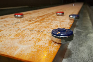 SOLO® Shuffleboard Movers Bellingham, Washington.